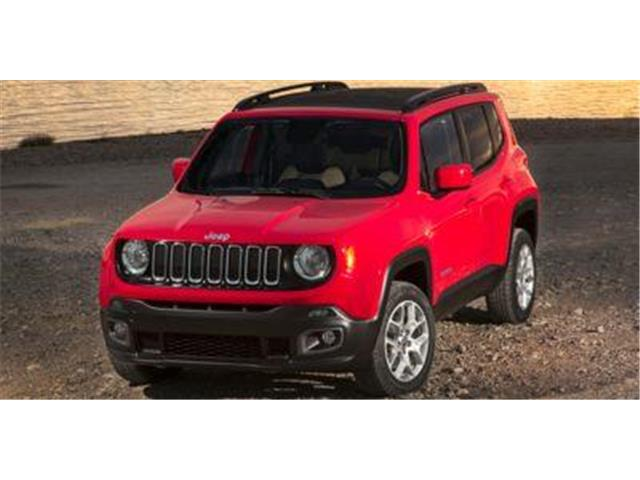 Used 2017 Jeep Renegade Limited  - St. John's - Hickman Chrysler Dodge Jeep