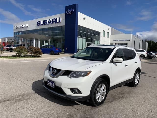 2014 Nissan Rogue SV (Stk: T36062) in RICHMOND HILL - Image 1 of 14