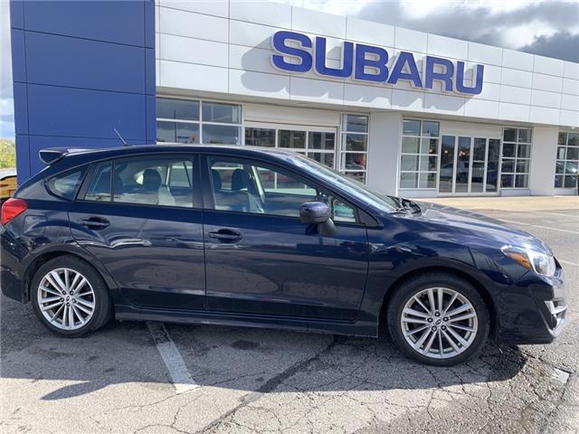 2016 Subaru Impreza 2.0i Sport Package (Stk: S21404A) in Newmarket - Image 1 of 10
