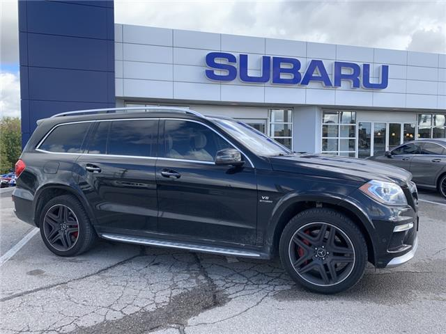 2015 Mercedes-Benz GL-Class Base (Stk: P1125A) in Newmarket - Image 1 of 19