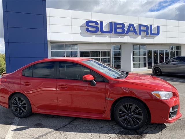 2017 Subaru WRX Base (Stk: P1167) in Newmarket - Image 1 of 8