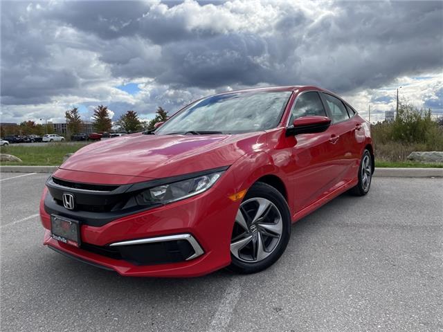 2019 Honda Civic LX (Stk: 22-133A) in Stouffville - Image 1 of 17