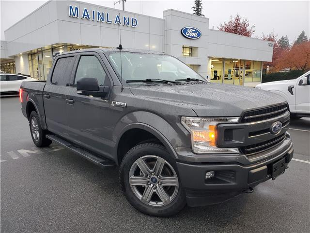 2019 Ford F-150 XLT (Stk: P9263) in Vancouver - Image 1 of 8