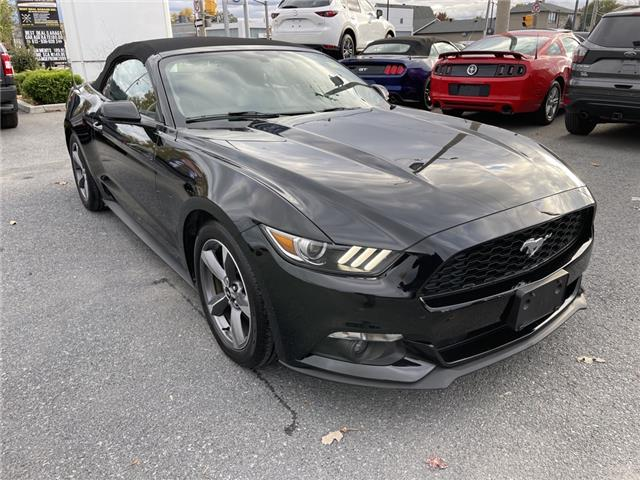 2016 Ford Mustang EcoBoost Premium (Stk: 22006B) in Cornwall - Image 1 of 31