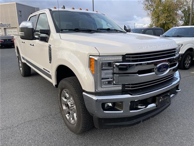 2019 Ford F-250 Lariat (Stk: 22009A) in Cornwall - Image 1 of 29