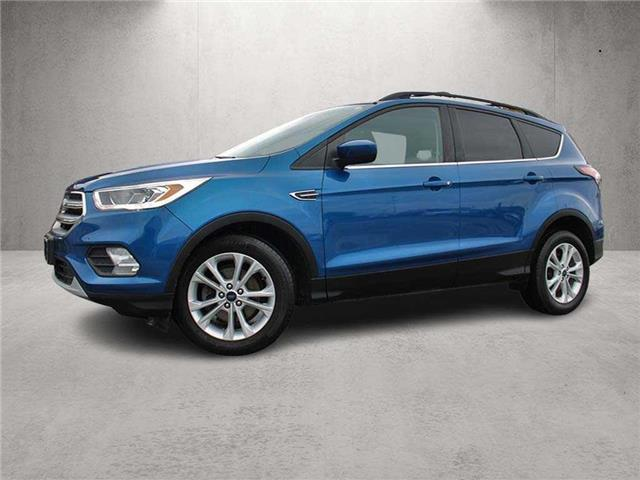 2017 Ford Escape SE (Stk: HB5-8301A) in Chilliwack - Image 1 of 10