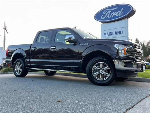 2018 Ford F-150 Lariat (Stk: P0173) in Vancouver - Image 1 of 27