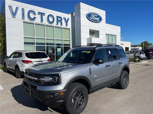 2021 Ford Bronco Sport Big Bend (Stk: VBS20535) in Chatham - Image 1 of 15