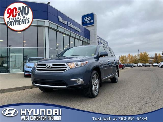 2011 Toyota Highlander Limited (Stk: 20748A) in Edmonton - Image 1 of 17