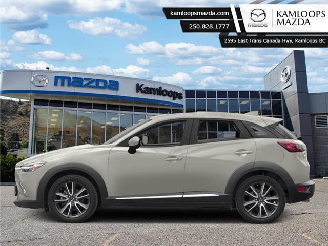 2016 Mazda CX-3 GT (Stk: XM163A) in Kamloops - Image 1 of 1