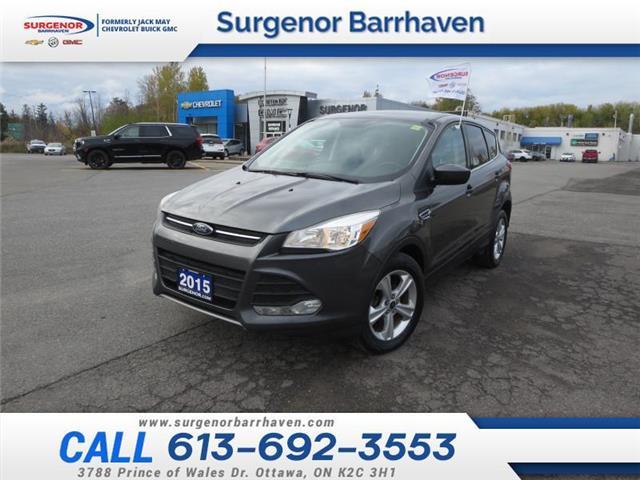 2015 Ford Escape SE (Stk: 210688A) in Ottawa - Image 1 of 25