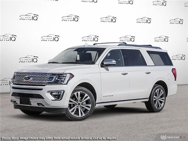 2021 Ford Expedition Max Platinum (Stk: 21L5600) in Kitchener - Image 1 of 22