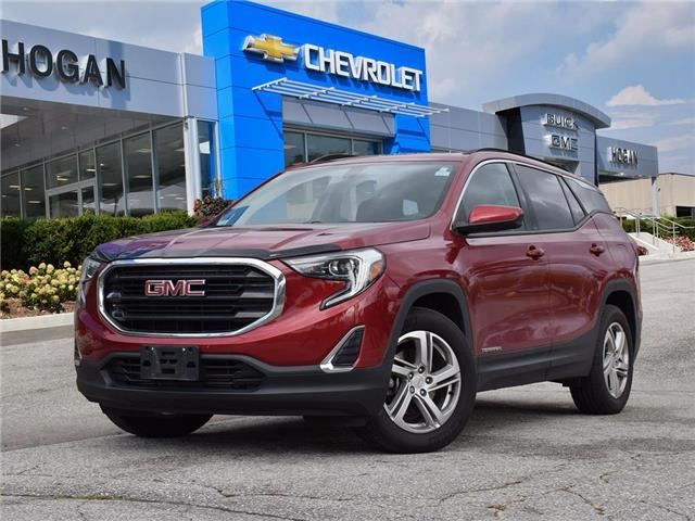 2018 GMC Terrain SLE (Stk: A212113) in Scarborough - Image 1 of 28
