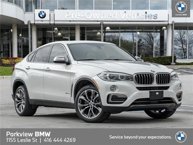 2018 BMW X6 xDrive35i (Stk: 56031A) in Toronto - Image 1 of 24