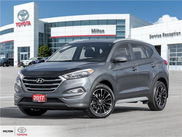 2017 Hyundai Tucson Premium (Stk: 581715) in Milton - Image 1 of 23