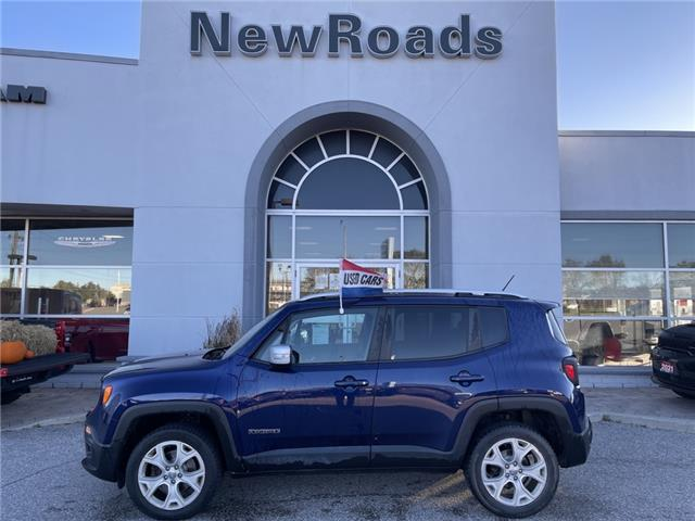 2017 Jeep Renegade Limited (Stk: 25839X) in Newmarket - Image 1 of 14