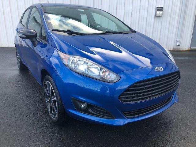 2019 Ford Fiesta SE (Stk: HW95526) in St. John\'s - Image 1 of 18