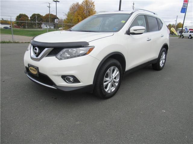 2016 Nissan Rogue SV (Stk: 2021-T107A) in Bathurst - Image 1 of 26