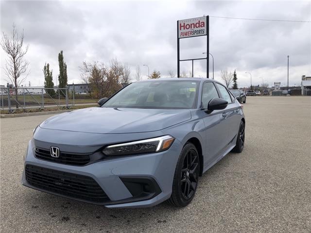 2022 Honda Civic Sport (Stk: H22-1402) in Grande Prairie - Image 1 of 25