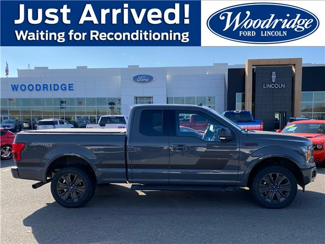2018 Ford F-150  (Stk: T30869) in Calgary - Image 1 of 1