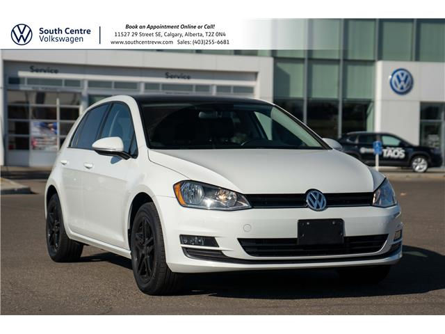 2015 Volkswagen Golf 1.8 TSI Comfortline (Stk: U6799) in Calgary - Image 1 of 35