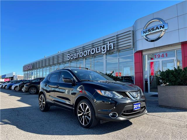2019 Nissan Qashqai SL (Stk: L21045A) in Scarborough - Image 1 of 14