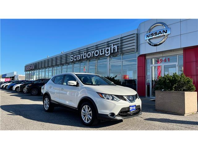 2019 Nissan Qashqai SV (Stk: Y21117A) in Scarborough - Image 1 of 14