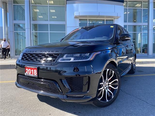 2018 Land Rover Range Rover Sport HSE DYNAMIC (Stk: N15550) in Newmarket - Image 1 of 29