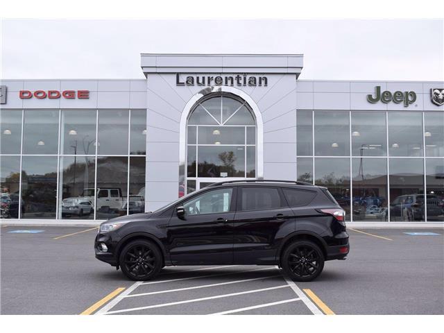 2018 Ford Escape Titanium (Stk: 21407A) in Greater Sudbury - Image 1 of 31