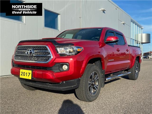 2017 Toyota Tacoma SR5 (Stk: P6715A) in Sault Ste. Marie - Image 1 of 1