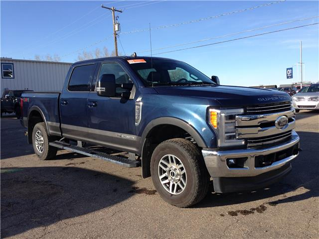 2019 Ford F-350 Lariat (Stk: 22007A) in Wilkie - Image 1 of 21