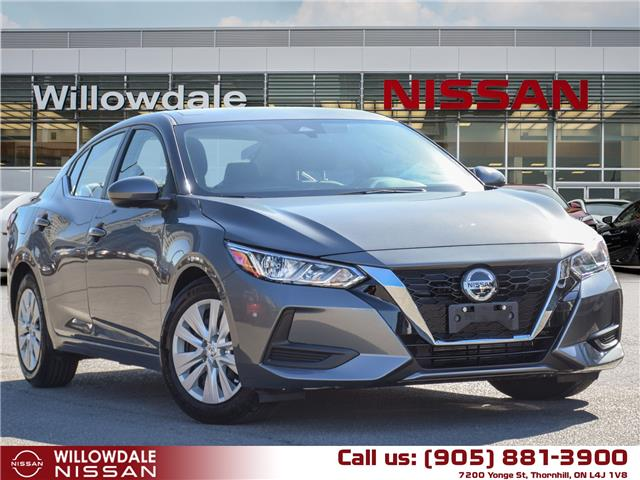 2021 Nissan Sentra S Plus (Stk: C36117) in Thornhill - Image 1 of 24
