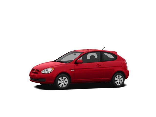 2010 Hyundai Accent  (Stk: H3106A) in Saskatoon - Image 1 of 1