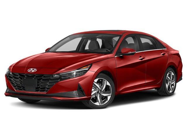 2022 Hyundai Elantra HEV Preferred (Stk: 60128) in Saskatoon - Image 1 of 9