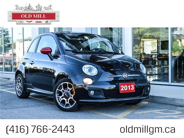 2013 Fiat 500 Sport (Stk: 598534U) in Toronto - Image 1 of 22