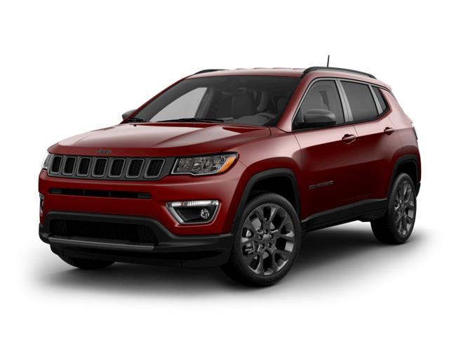 2021 Jeep Compass North (Stk: 5M005) in Medicine Hat - Image 1 of 1