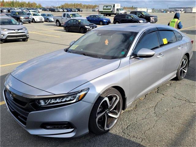 2019 Honda Accord Sport 1.5T (Stk: 1HGCV1) in Kitchener - Image 1 of 1