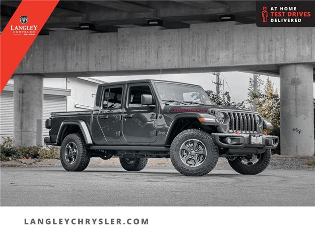 2021 Jeep Gladiator Rubicon (Stk: ML614206) in Surrey - Image 1 of 22