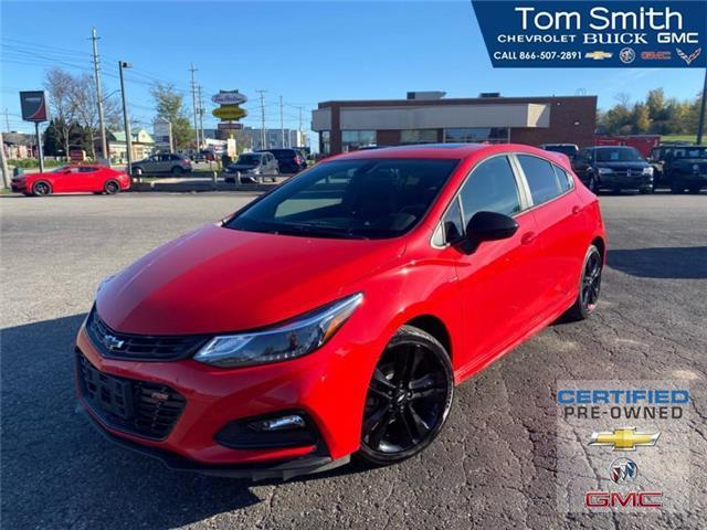 2018 Chevrolet Cruze LT Auto (Stk: 24802A) in Midland - Image 1 of 13