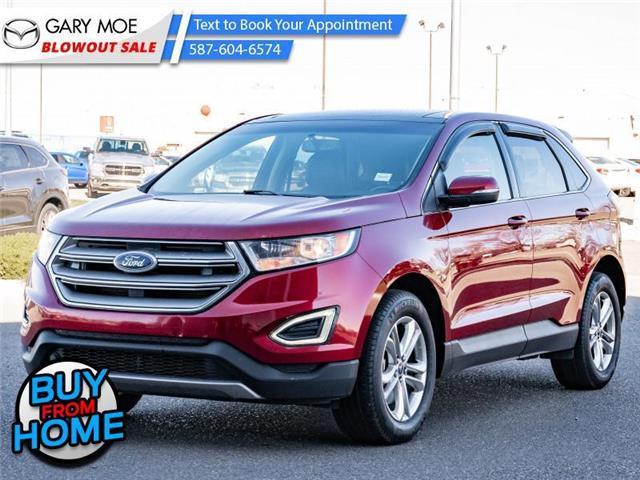 2017 Ford Edge SEL (Stk: ML0792) in Lethbridge - Image 1 of 24