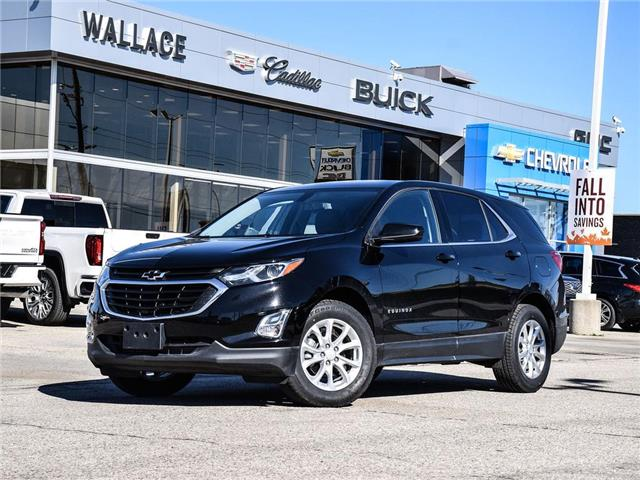 2019 Chevrolet Equinox AWD HEATED STS, BACKUP CAM, 7 IN SCREEN, RMT STR (Stk: PL5457) in Milton - Image 1 of 26