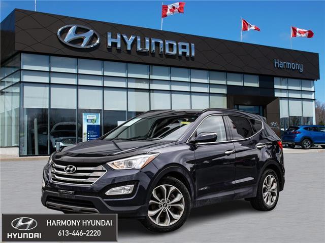 2016 Hyundai Santa Fe Sport 2.0T SE (Stk: 22089a) in Rockland - Image 1 of 9