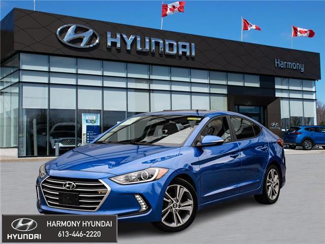 2017 Hyundai Elantra GLS (Stk: 21304a) in Rockland - Image 1 of 30