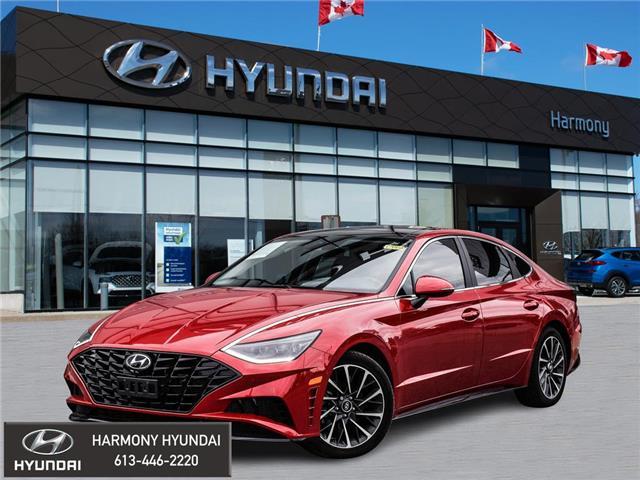2020 Hyundai Sonata Ultimate (Stk: P948A) in Rockland - Image 1 of 30
