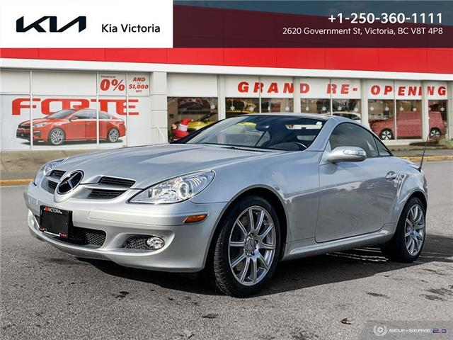 2005 Mercedes-Benz SLK-Class Base (Stk: SO21-423EVAAA) in Victoria - Image 1 of 21