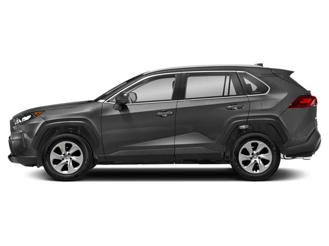 2021 Toyota RAV4 LE (Stk: N21576) in Timmins - Image 1 of 1