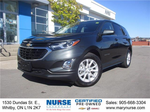 2019 Chevrolet Equinox LT (Stk: 10X599) in Whitby - Image 1 of 28