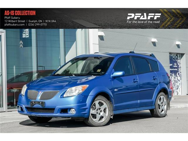 2007 Pontiac Vibe Base (Stk: S01296A) in Guelph - Image 1 of 14