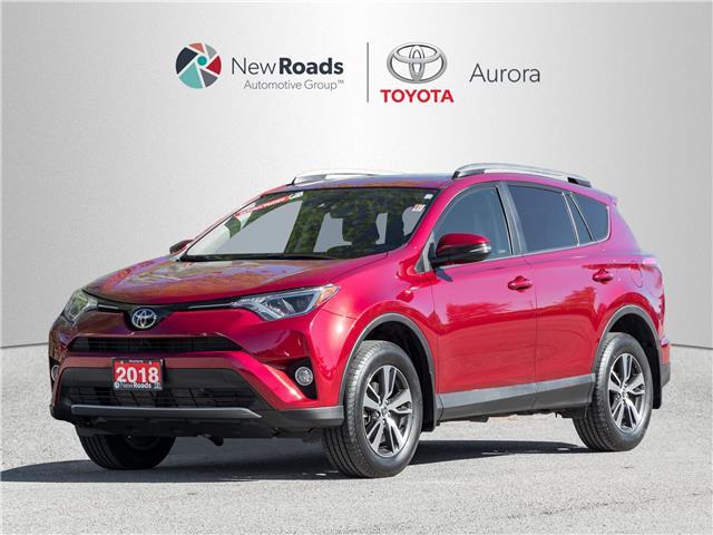 2018 Toyota RAV4  (Stk: 6974) in Aurora - Image 1 of 21
