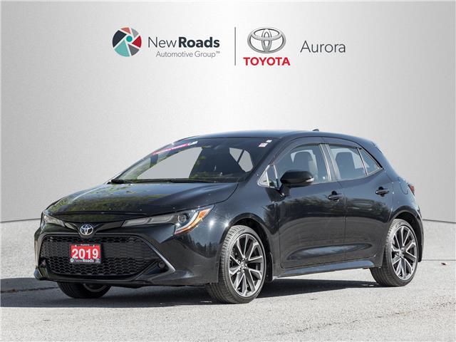 2019 Toyota Corolla Hatchback Base (Stk: 6968) in Aurora - Image 1 of 22